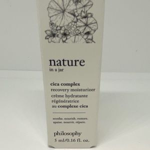 5/$25 Philosophy Nature in a Jar Travel sz New